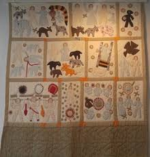 Blog postings about Debbie Lamb and her handmade life - The ... & Harriet Powers Bible Quilt Reproduction Adamdwight.com