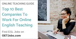 Top 10 Best Companies To Work For Online English Teaching