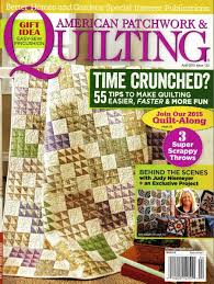 Patchwork & Quilting April 2015- Issue 133 & American Patchwork & Quilting April 2015- Issue 133 Adamdwight.com