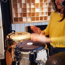 Joannie Labelle - <b>African Pattern</b> on Congas | Facebook