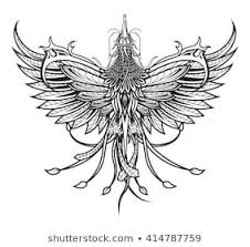 Drawings Of Phoenix 1000 Phoenix Tattoo Pictures Royalty Free Images Stock Photos