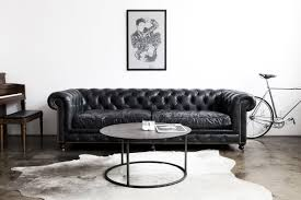 Living Room With Chesterfield Sofa Living Room With Chesterfield Sofa And Ottoman Buying Tips For A
