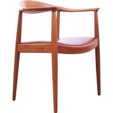 vintage cow horn chair in solid gany by hans wegner for johannes hansen 1960s