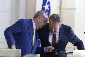Image result for erdogan izetbegović