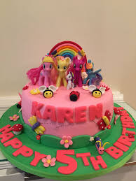 Little Pony S Cake Netes Custom Cake Design Birthday Cake