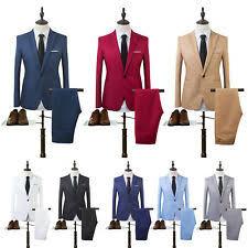 Tuxedo Wedding <b>Suits</b> & Blazers for <b>Men</b> White for sale   eBay