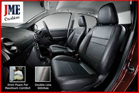 semi super leather seat cover toyota vios