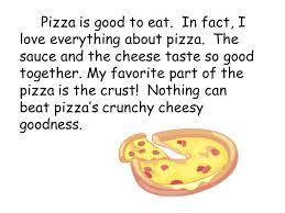 Descriptive Essay Food Essay On My Favorite Food Pizza Tcm95fm Com Br