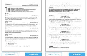 Jobscan Premium Ats Resume Templates For Google Docs Infographic