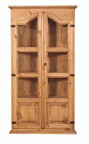 Corner Kitchen Curio Cabinet Rustic Cabinet Esquirol
