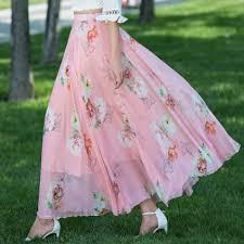 <b>harajuku summer</b> skirts womens <b>new Bohemia</b> beach maxi skirt ...