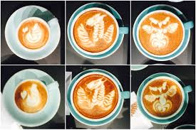 These designer coffees will put a spring in your step. 18 Top Pours From The 2015 World Latte Art Championship