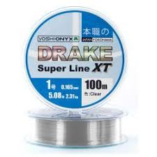 <b>Леска Yoshi Onyx DRAKE</b> SUPERLINE XT 100M 0.286mm Clear ...