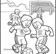 Coloring Pages Soccer Coloring Pages For Kids Printable Football