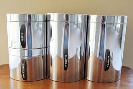 outstanding contemporary canister sets kitchen with to decor