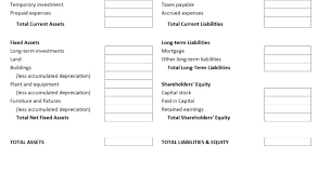 Monthly Shareholder Report Template Sample Monthly Financial Report