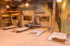 The Hell Side Of The House Have Beds Arranged The Floor But Not Much Of  Comfort To Any Of The Contestants.