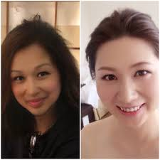 男女に変えるアプリ 小倉の美容師本村正文個人メディア