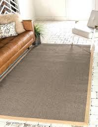 sisal rug with black border black sisal rug area rug sisal runner by the foot dining sisal rug with black