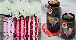 best diy valentines day gifts projectnamehere cute mason jar valentines day gifts and crafts