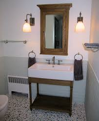 thumb frosted white subway tile bathroom walls