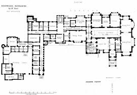 servants quarters house plans inspirational english manor house plans new the servant s quarters in 19th