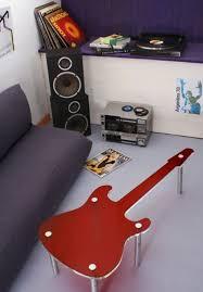 Bedroom: Inspiring Modern Bedroom Design With Music Themed - Kids Room