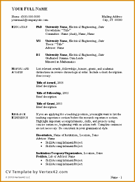 15 Inspirational Photos Of Complete Resume Format Download