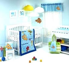 cookie monster baby bedding monsters inc set crib