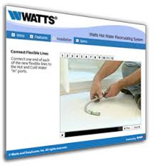 instant hot water recirculating system what s new watts hot water recirculating system demo