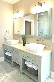 Image Double Sink Rimanere Alluring Bathrooms Double Sink Vanities For Small Dual Sinks