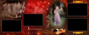 Indian Wedding Photo Album Design Online Free Download Wedding Album Psd Templates 12x36 Collection