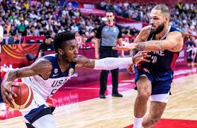 3 august 1984) the france men's national basketball team ( french : Team Usa Defeated By France In Fiba Basketball World Cup