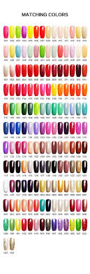 Breathable Perfect Match Famous Brand Gel Nail Polish Supplier From China Buy Rnk Gel Polish Perfect Match Gel Polish Breathable Nail Polish Product