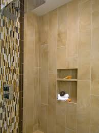 bathroom tile designs 2014. Interesting Tile Photos Hgtv Modern Shower With Vertical Mosaic Tiles And Wall Niche  Kitchen Design Ideas 2014 For Bathroom Tile Designs E