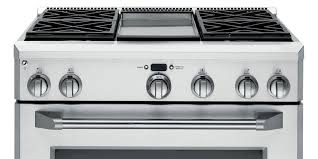 Ge Monogram Kitchen Appliances Ge Monogram Dual Fuel Range Model Zdp364ndpss Review