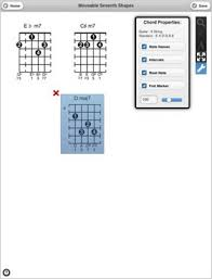 Guitar Charts Creator Is Free Discchord
