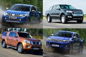 Best pick-up trucks 2019: Latest models reviewed | Auto Express