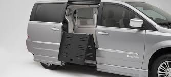 handicap ramps for minivans. wheelchair van feature side entry foldout ramp handicap ramps for minivans l