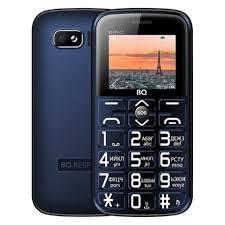 "<b>Сотовый телефон BQ BQ-1851</b> Respect D.Blue (2sim/1.77""/128 ..."