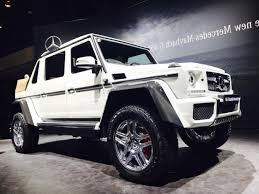 2018 maybach g650. plain 2018 2018 mercedesmaybach g650 landaulet is the most expensive suv ever made intended maybach g650 9
