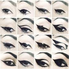 goth makeup easy saubhaya makeup