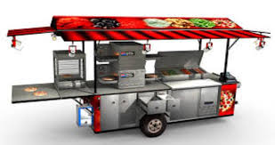 Custom Manufactured <b>Concession Trailers</b> and <b>Food Trucks</b>