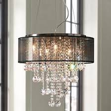Eclectic lighting fixtures Coral Light Possini Euro Bretton 22 Lamps Plus Lighting Fixtures Eclectic Chic Lamps Plus