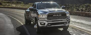 2019 Ram Trucks 3500 Towing Capability Features