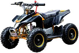 49cc z20 kids petrol atv quad bike orange order my gift online