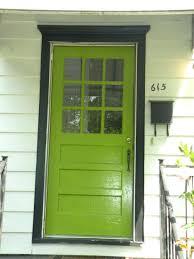 green front doorsFront Doors  Bright Green Front Door Door Design Front Door Ideas