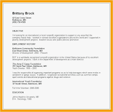 Volunteer Resume Template Time A Good Resume Example