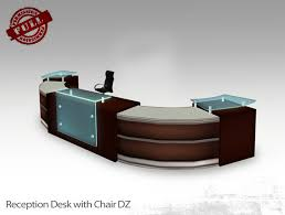 office furniture reception desks large receptionist desk. office reception desk furniture second life marketplace lobby desks large receptionist