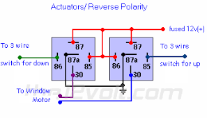 need help autoloc universal power windows infamous nissan you have to use relays that s why you re having problems you ll need a total of 4 2 for each window i stole this diagram from the12volt com